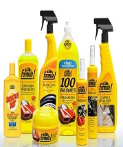 Formula1 Car Care products