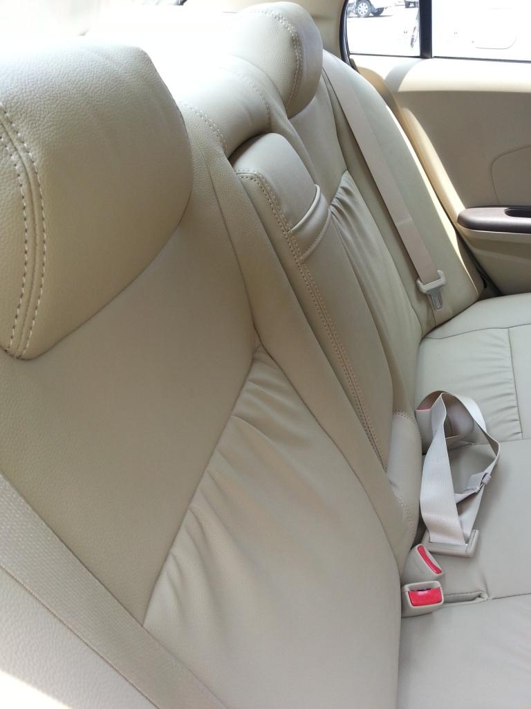 Honda Amaze Car Seat Covers