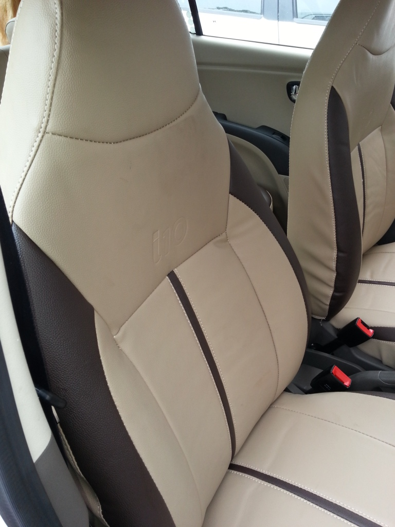 Hyundai i10 Car Seat Covers