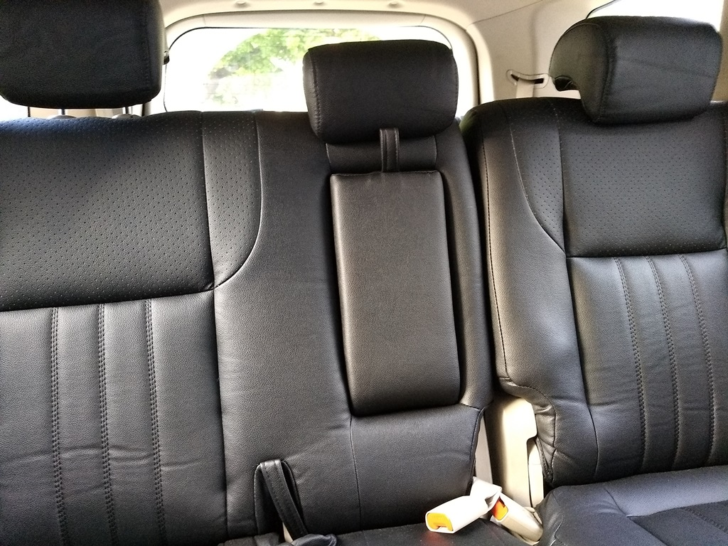 Mahindra XUV 500 Car Seat Covers