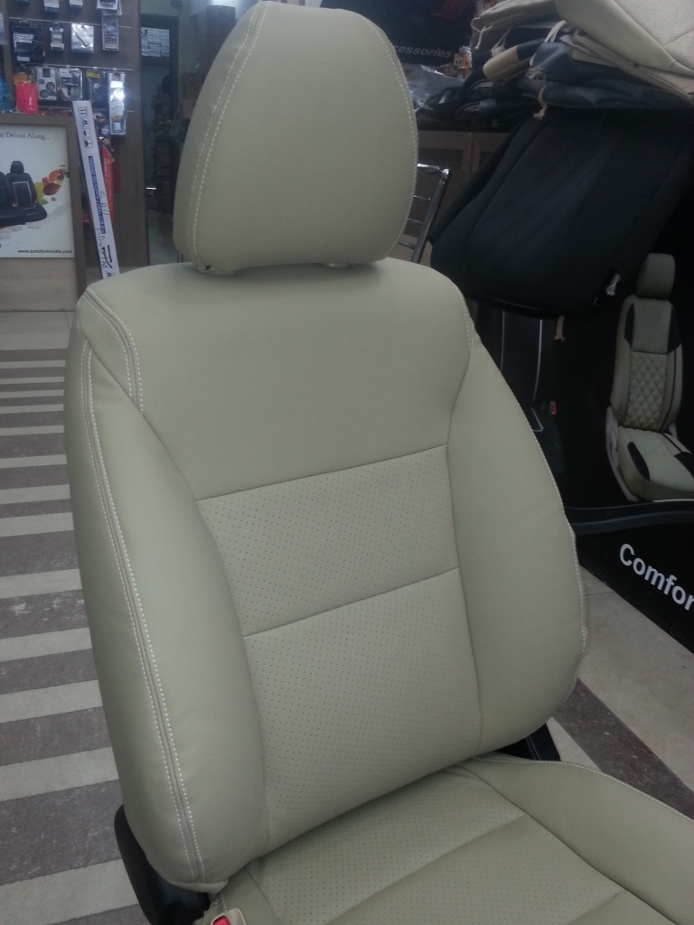 New Honda City Idtec Car Seat Covers