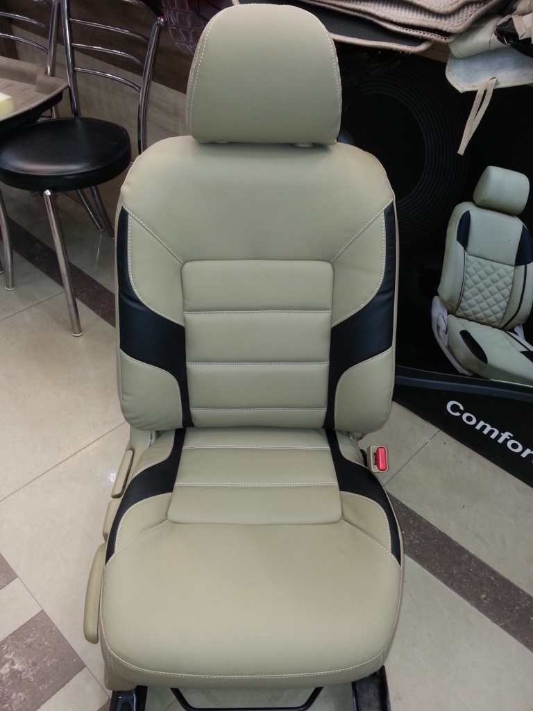 New Honda City IDtec Car Seat Covers